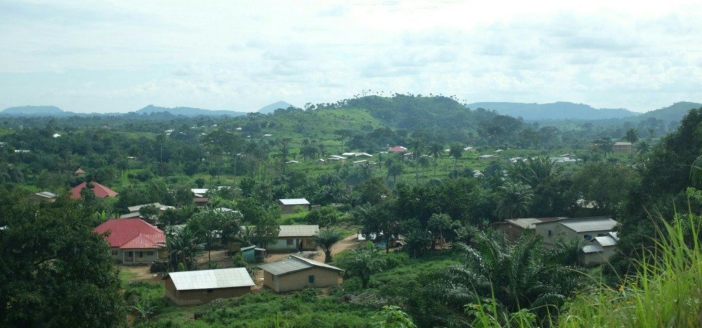 Macenta, au coeur de la Guinée forestière